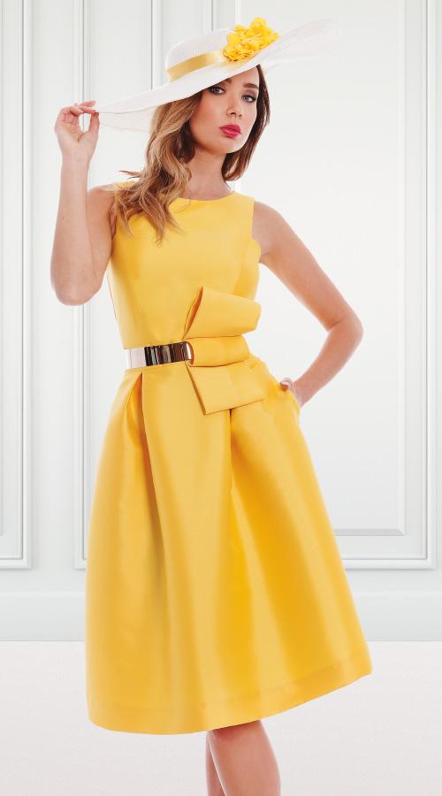 Vestido Valeria 3180012 | Tocado 3180916