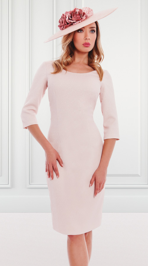 Vestido Valentina 3180026 | Tocado 3180910