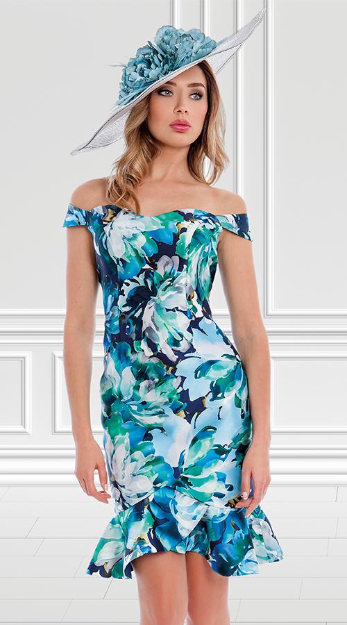 Vestido Carla 3180020 | Tocado 3180915