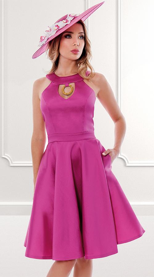 Vestido Paola 3180036 | Tocado 3180909