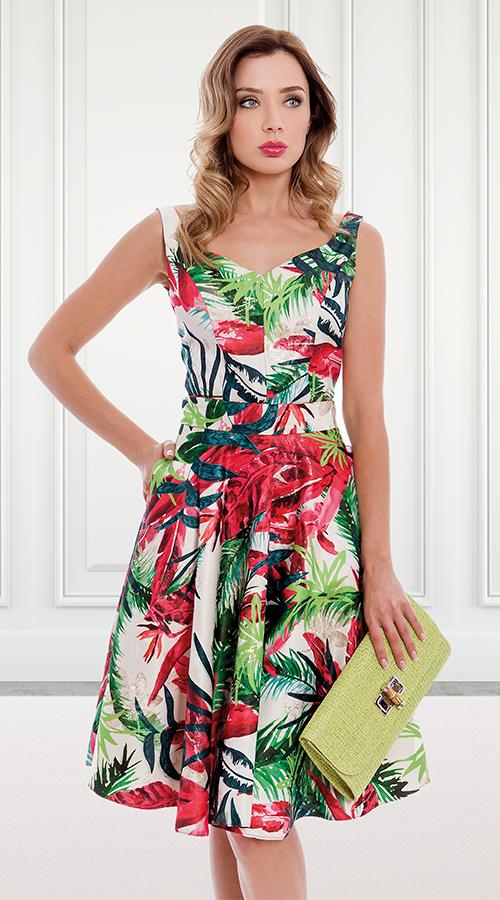 Vestido Carlota 3180039 | Bolso 3180903