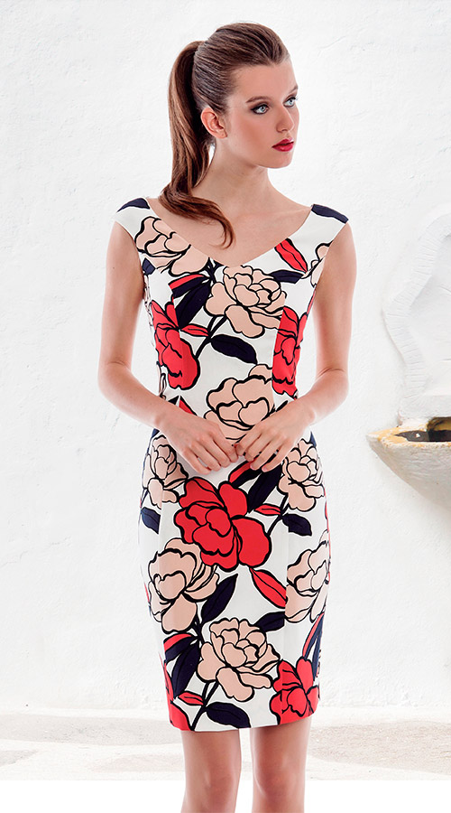 Vestido Aída 3180150
