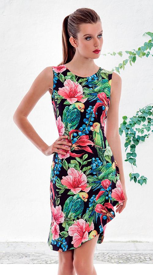 Vestido Violeta 3180158