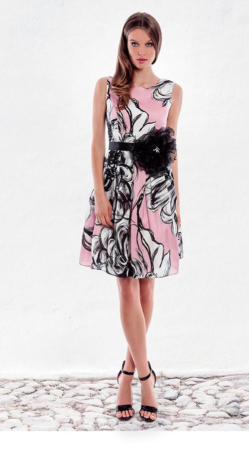 Vestido Rosa 3180155