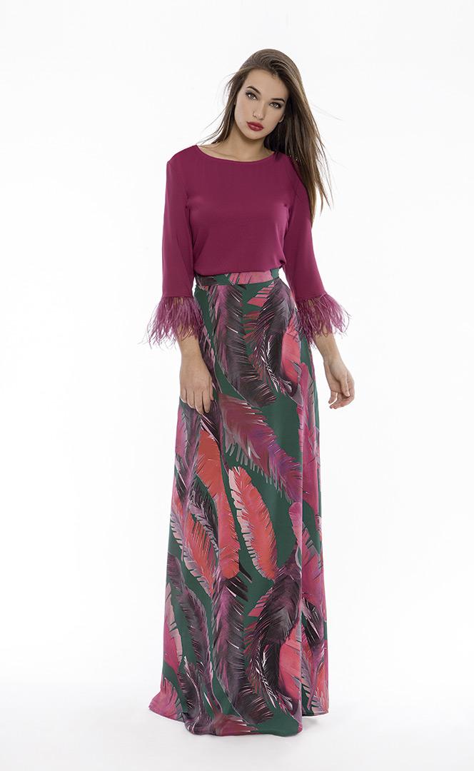 Skirt 4180454 | Blouse 4180564