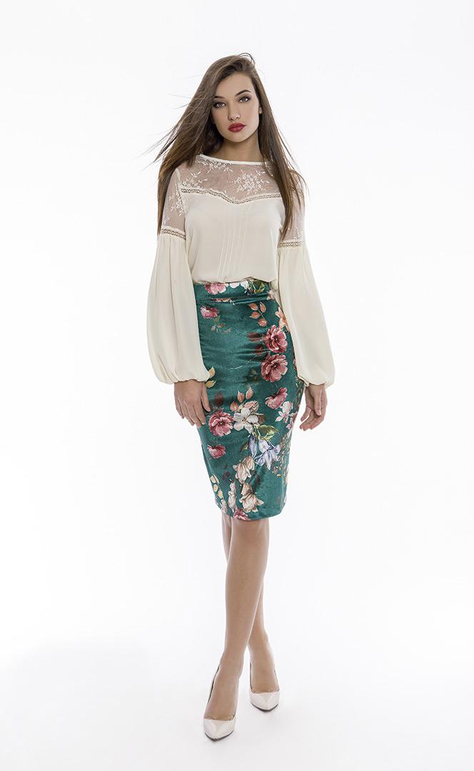 Skirt 4180459 | Blouse 4180572