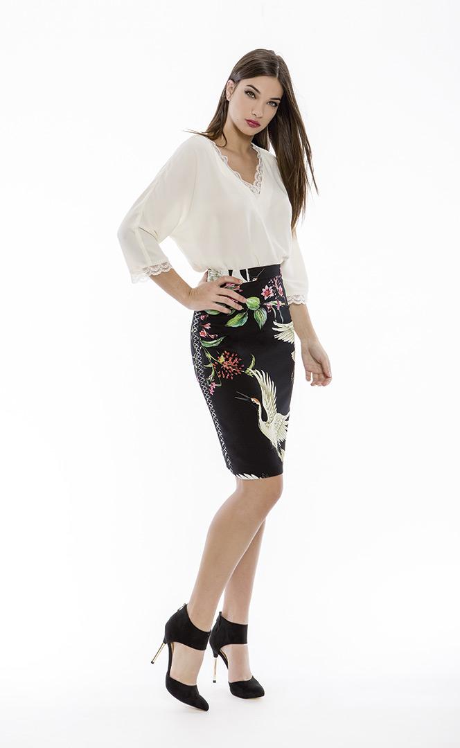 Skirt 4180461 | Blouse 4180578