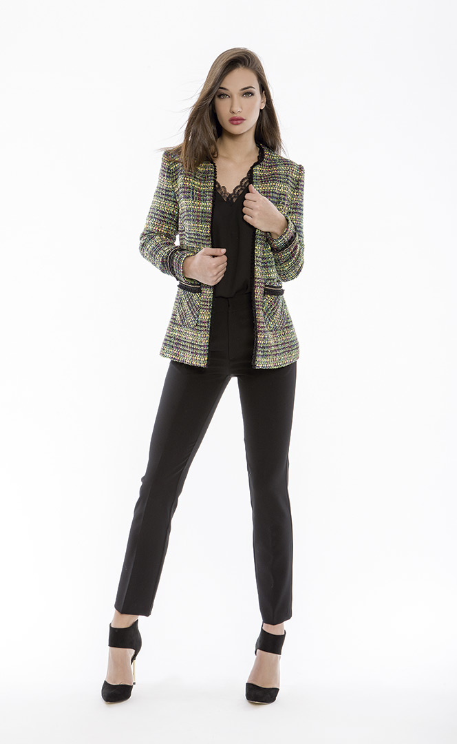 Jacket 4180673 | Blouse 4180578 | Trousers 4180735