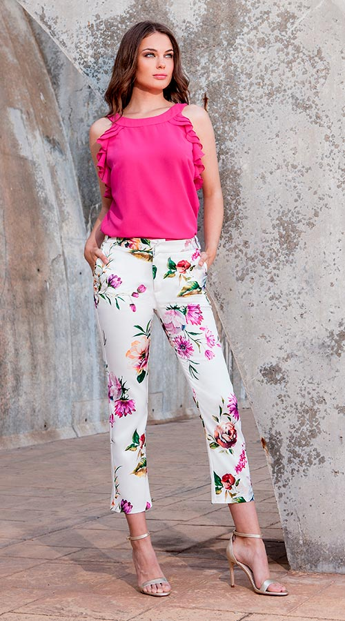 Top 3190551 | Trousers 3190725