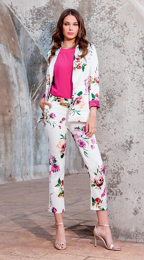 Jacket 3190650 | Top 3190551 | Trousers 3190725