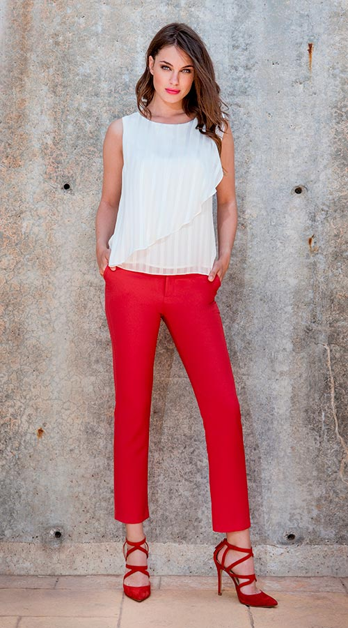 Top 3190571 | Trousers 3190727