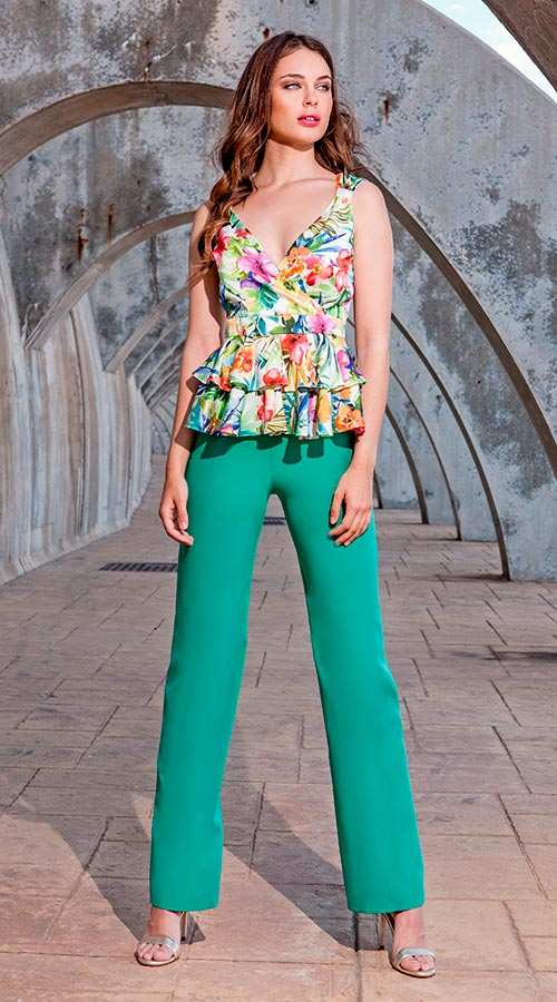 Top 3190565 | Trousers 3190728