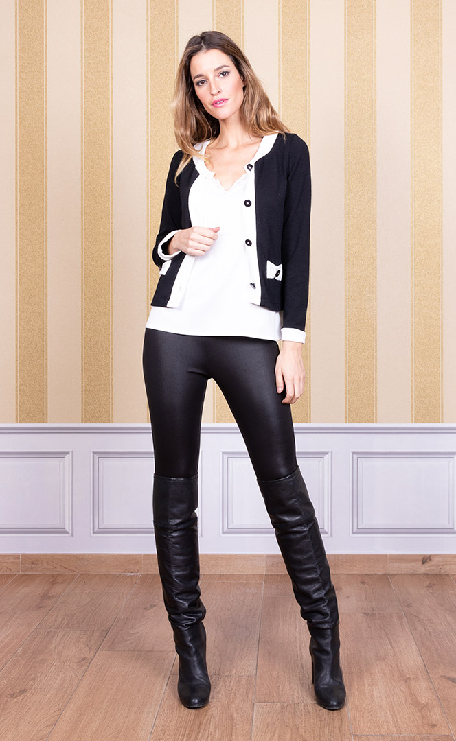 Cardigan 4200601 | Trousers 4200736
