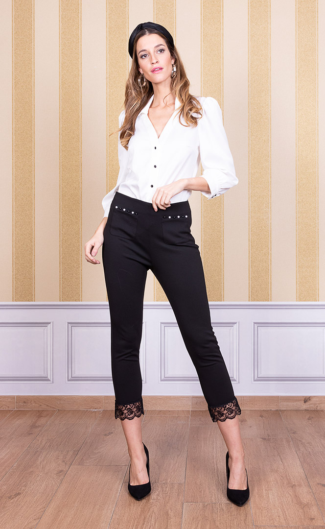 Blouse 4200560 | Trousers 4200738