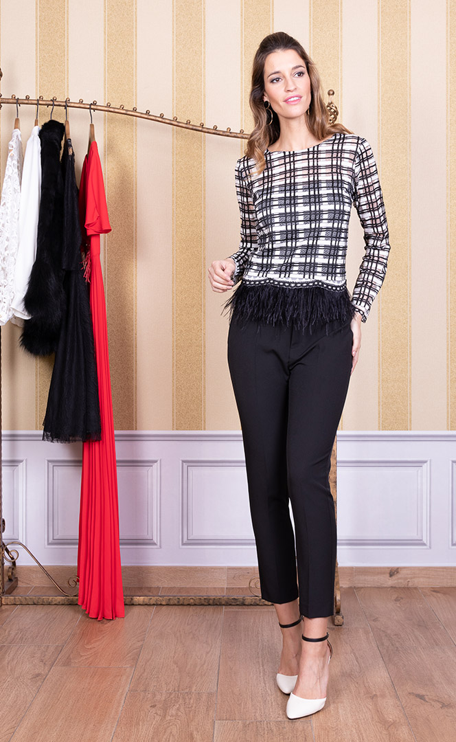 Top 4200556 | Trousers 4200747